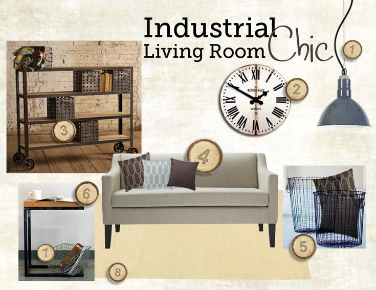 Industrial Living Rooms 34 best industrial/distressed living room images on pinterest