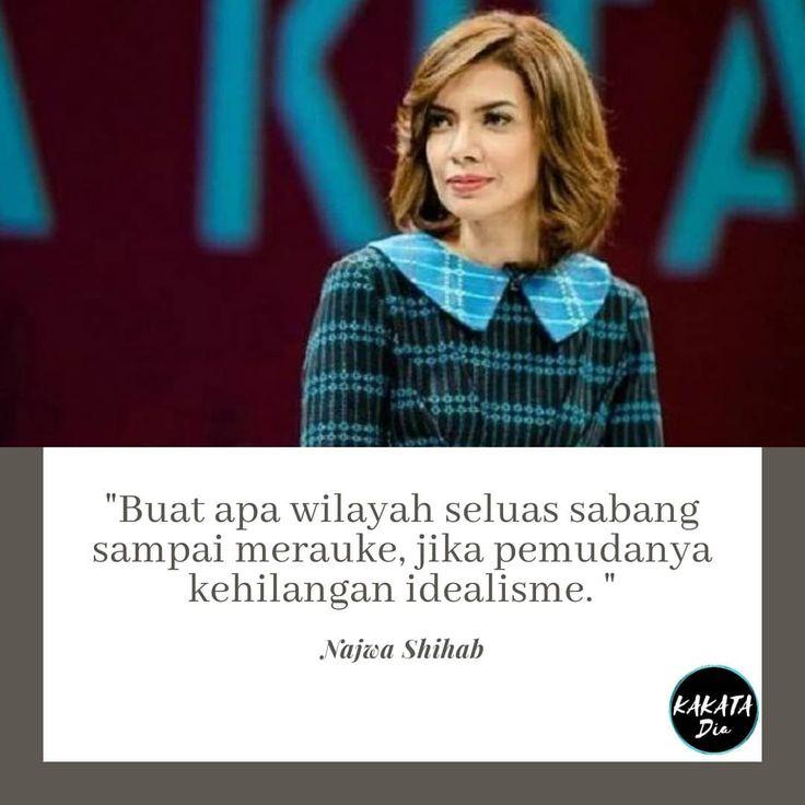 Najwa Shihab- . . . iwanfals puisicinta cinta tanmalaka ...
