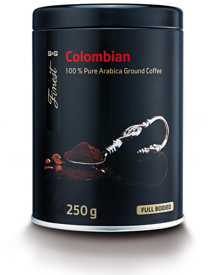 #Coffee addict? Try this full-bodied, 100% pure Colombian Arabica version in a #collectable tin.