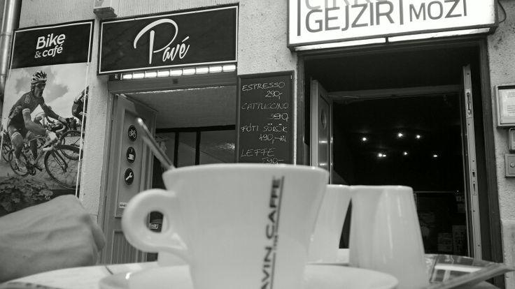 Budapest bike&cafe