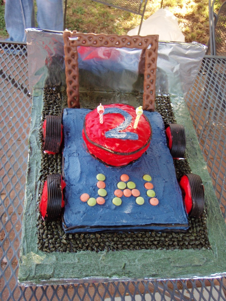 1000 Ideas About Lawn Mower Cake On Pinterest Doll