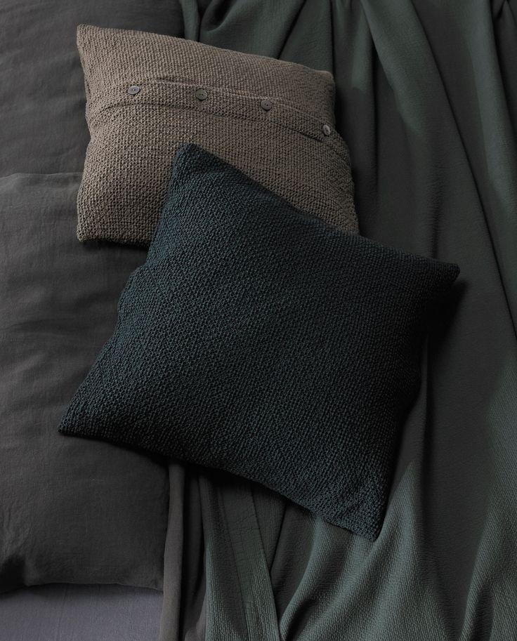 Society Limonta   Nid cushions  www.societylimonta.com