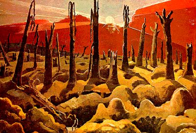 We are making a New World, Paul Nash
