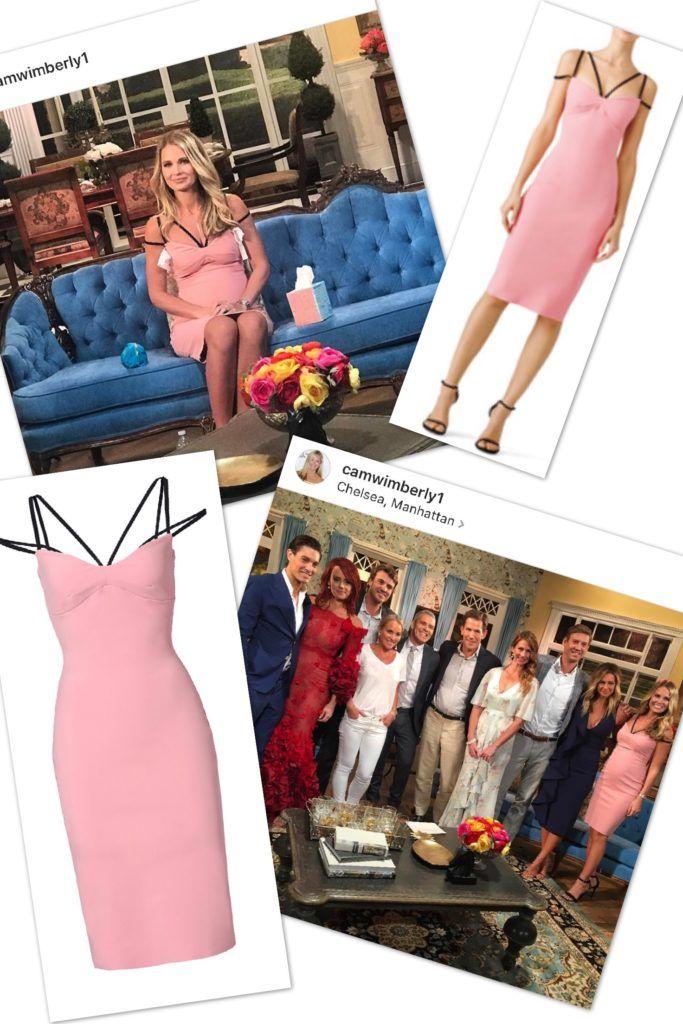 Cameron Eubanks' Southern Charm Season 4 Reunion Dress http://www.bigblondehair.com/reality-tv/southern-charm/cameran-eubanks-fashion/cameran-eubanks-southern-charm-season-4-reunion-dress/