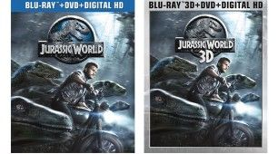 JURASSIC WORLD - On Blu-ray Disc or 3D + Blu-ray, with free Jurassic World T-shirt! - http://www.pinchingyourpennies.com/jurassic-world-on-blu-ray-disc-or-3d-blu-ray-with-free-jurassic-world-t-shirt/ #Bestbuy, #Jurassicworld, #Pinchingyourpennies