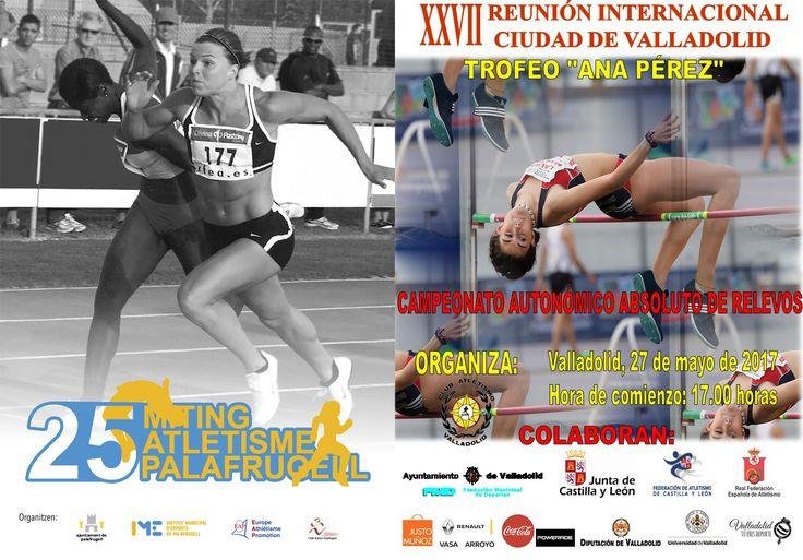 Palafrugell y Valladolid son las próximas citas del calendario nacional al aire libre.
