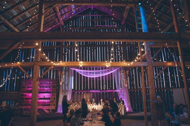 Dinner time! #barnwedding #caledon #farmwedding #elegance #toronto #countrywedding