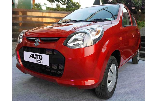 Maruti Alto 800 VXI 2013 – Price & Specifications