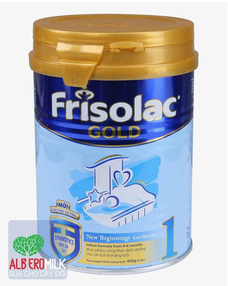 Sữa bột cho bé chất lượng cao. Mua sữa bột cho bé nhập khẩu chất lượng cao online của công ty, hãng sữa, đại lý Alberomilk. Fiso Gold 1 - 400g