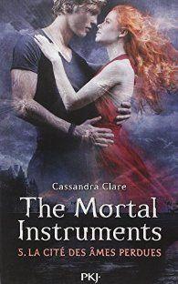 Critiques, citations, extraits de The Mortal Instruments, tome 5 : La cité des âmes  de Cassandra Clare. Le cinquième tome de la saga…