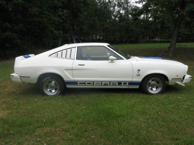 1976 Ford Mustang Cobra for Sale | 1976 Ford Mustang Cobra II