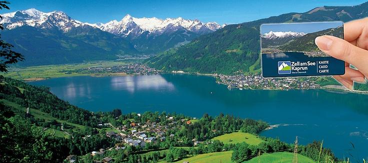 Austria, Kaprun, Zell am See