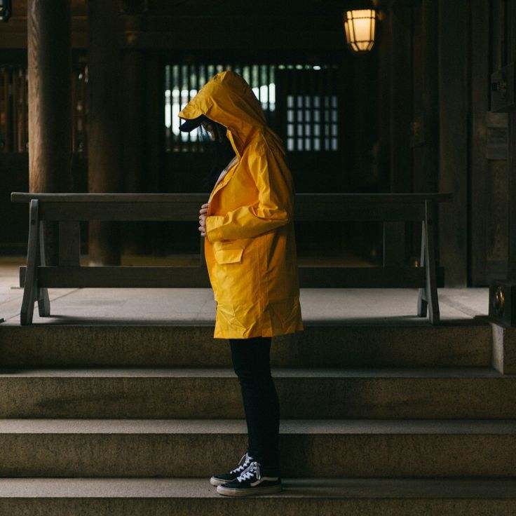 Ame Raincoat - Colorful Rain Series