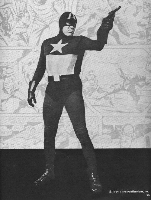 Captain America (1944)  Captain America (Dick Purcell)