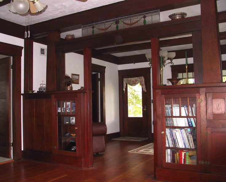 21 Outstanding Craftsman Home Office Designs Best