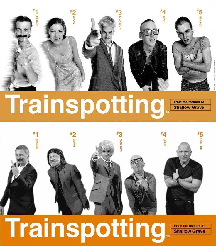 Original trainspotting poster 19962017 httpifttt