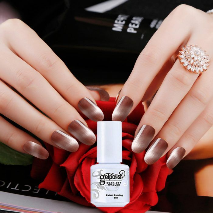Beautiful Gel Nail Designs At Home