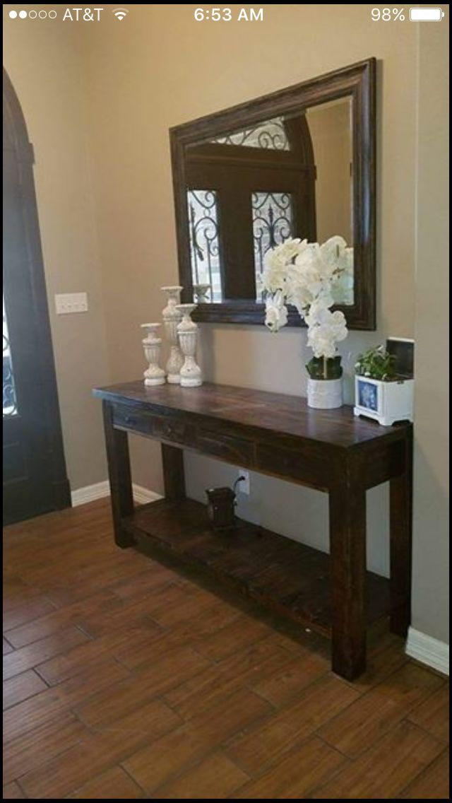 Pin By Andrea Garcia On Projects Entryway Decor Hallway