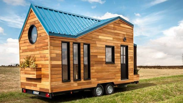 Contemporary Tiny House Is Small But Well Formed Tiny House