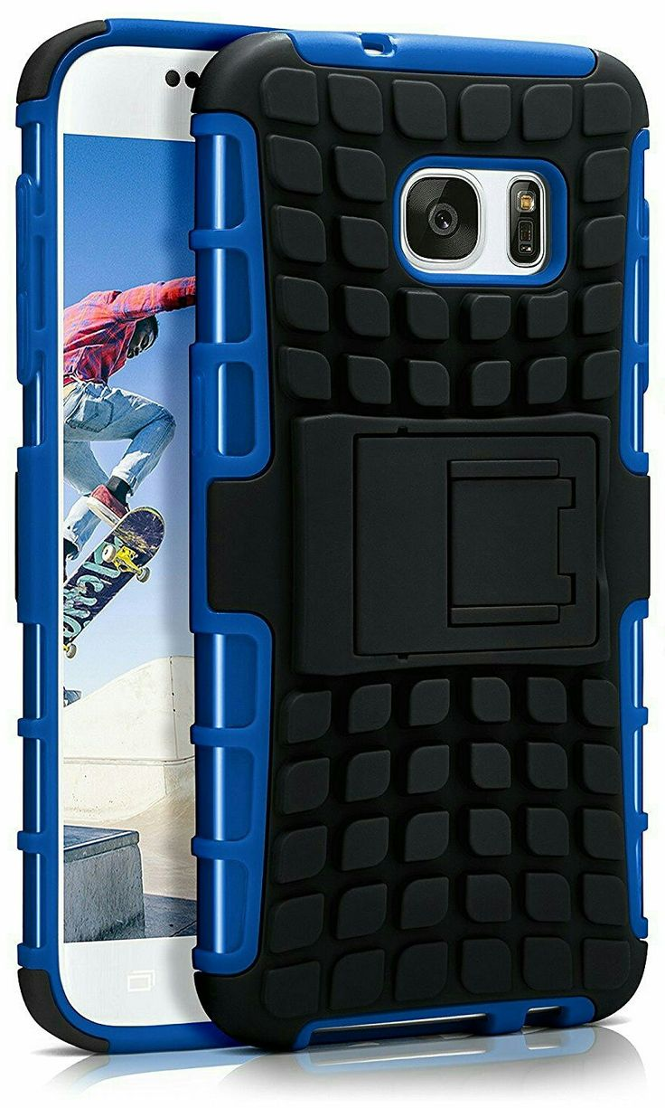 Tank Case für Samsung Galaxy S7 | Outdoor Hülle mit Dual Layer Protection
