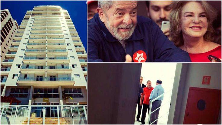 A força-tarefa da Lava Jato no Ministério Público Federal (MPF) apresentou hoje (31) recurso contra a sentença que condenou o ex-presidente Luiz Inácio Lula da Silva por corrupção passiva e lavagem de dinheiro no caso do triplex em Guarujá, pedindo ampliação da pena