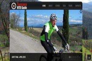 Tuscany MTB Guide www.tuscanymtbguide.it Realizzazione siti web professionali, progetti e-commerce, web marketing e gestione social