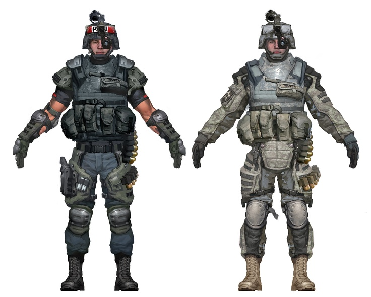 concept art warface