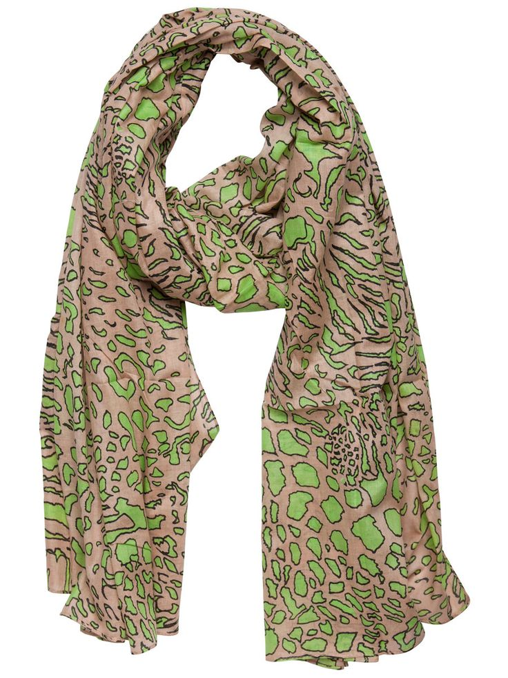 Pastel Light Indian Terrain Scarfs   www.premiumtowelexportindia.com