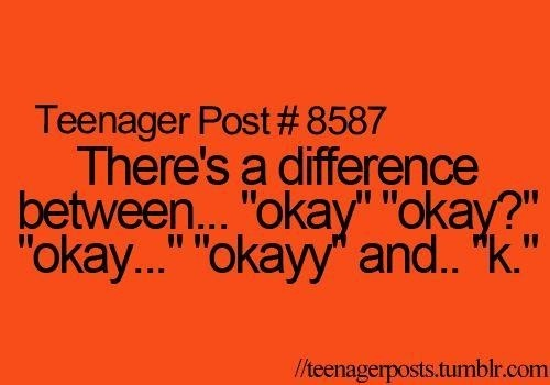 THERE'S A DIFFERENCE!!!!!!