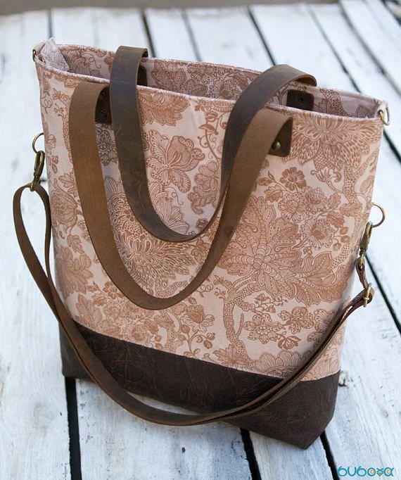 Flourish Handbag Handcrafted Shoulder Bag Messenger Bag