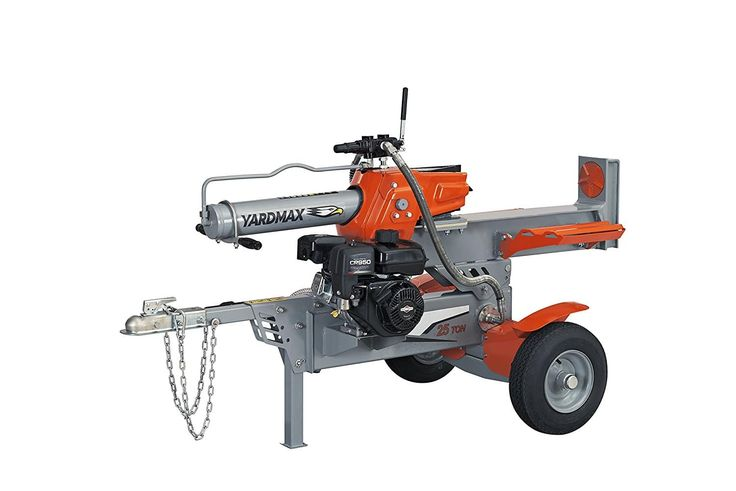 YARDMAX YS3065 30 Ton Half Beam Gas Log Splitter