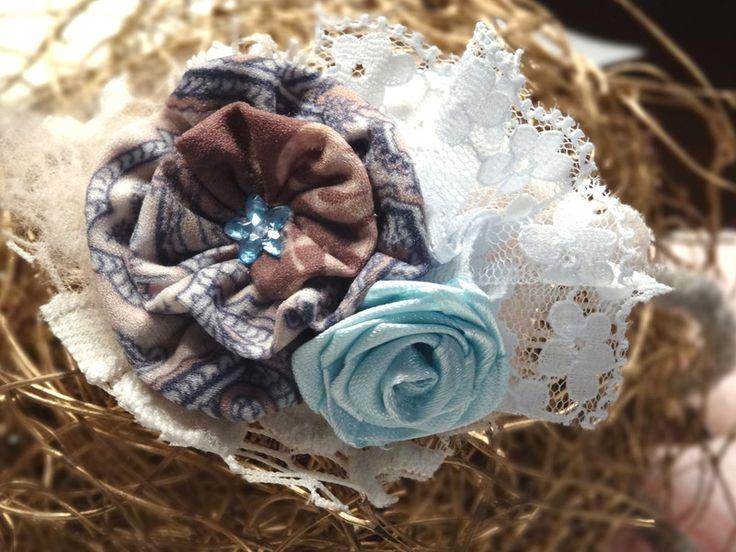Haarbänder - Haarband newborn prop Baby Fotografie Accessoires  - ein Designerstück von moni-casa-exclusive bei DaWanda