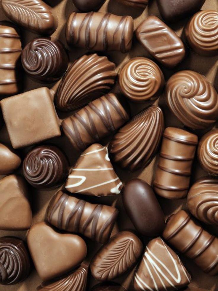 Fazer chocolates