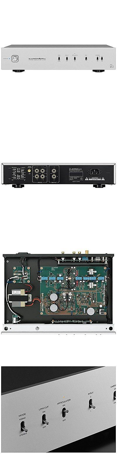 Equalizers: Brand New Luxman E-250 Mc / Mm Phono Equalizer Free Shipping Ems From Japan BUY IT NOW ONLY: $1800.0