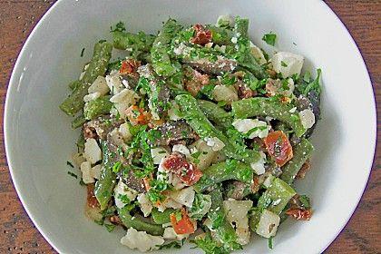 Bohnensalat griechisch (Rezept mit Bild) von rotessternchen | Chefkoch.de
