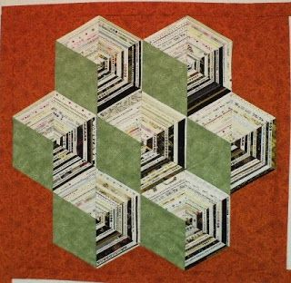 Treadle Quilts: March 2011