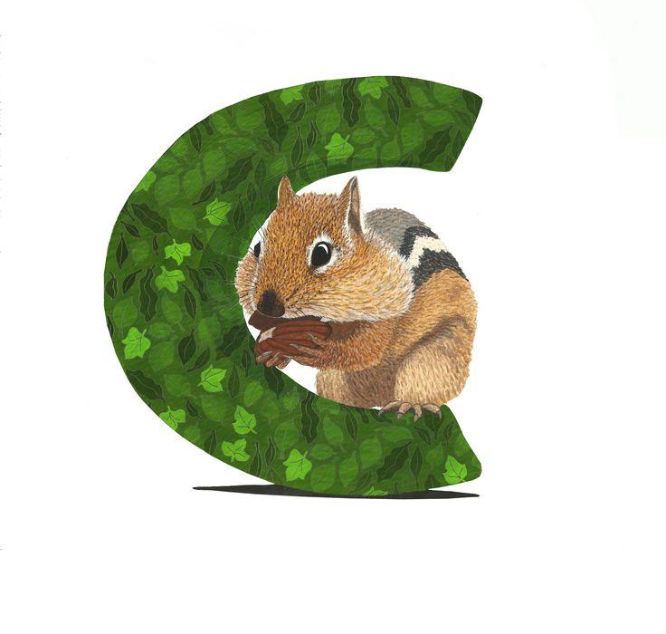 C for Chipmunk