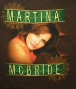 Martina McBride t-shirt from her Timeless Tour in 2006. #womensmusic