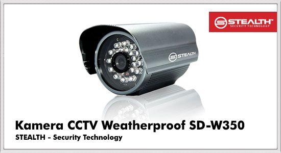 Kamera CCTV Weatherproof SD-W350