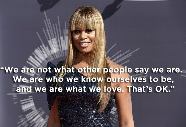 """laverne gay personals """"black men speaking on laverne cox dating white men  i'm not gon sit here and act like th relationship between bm (whether straight or gay)."""