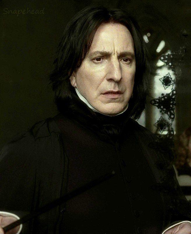 Snape Lyrics