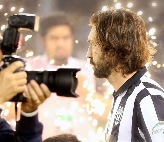 The wonderful Mr. Pirlo