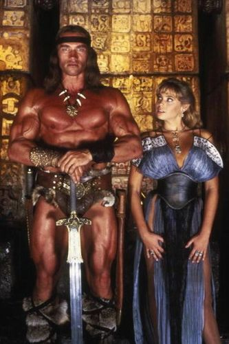 Princess Jehnna - Conan the Destroyer