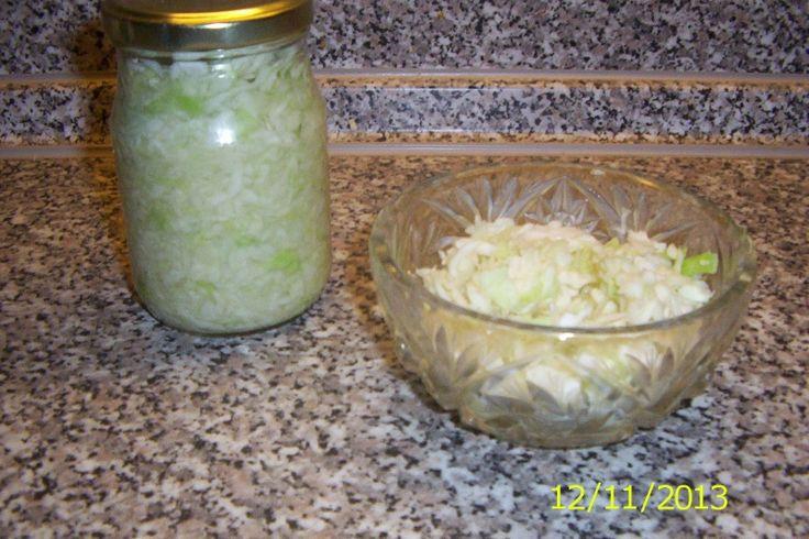 Křenové zelí (vitamínová bomba)