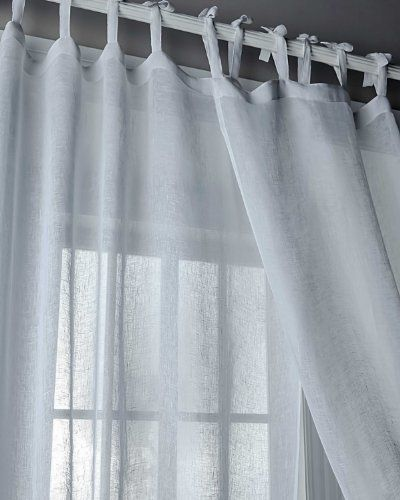White Linens, Linens And Curtains On Pinterest