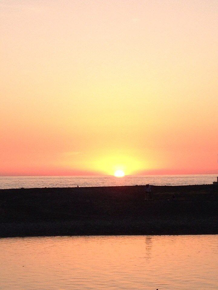 Sochi / sunset