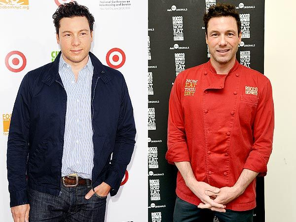 Rocco DiSpirito: How I Lost 30 Pounds … By Eating Recipes:  Sweet Potato Chips                 Popcorn Kale Crumble