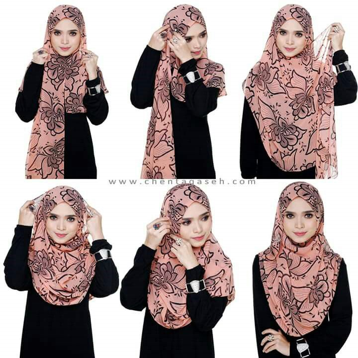 Instant shawl tutorial