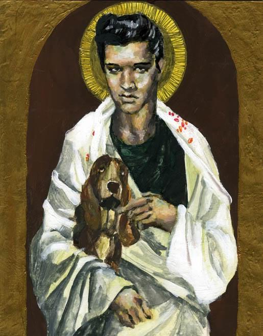 St. Elvis