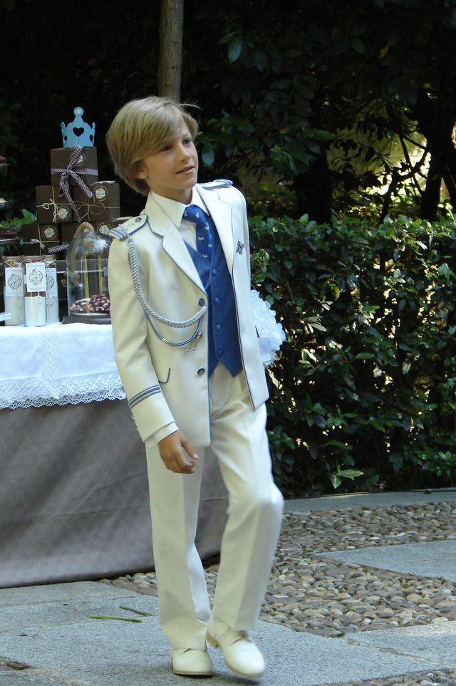 99 best images about traje de comuni n ni o on pinterest - Traje de duende para nino ...